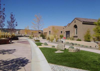 Model Home Park design