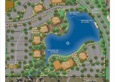 Concept Site Plan A