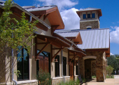 The Resort at Hill Country Retreat Amenity Center