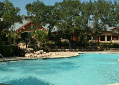 The Resort at Hill Country Retreat resort pool