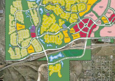 Community master plan