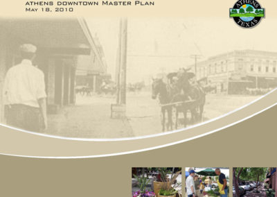 Downtown Master Plan – Athens