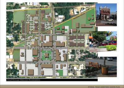 Proposed Redevelopment Master Plan