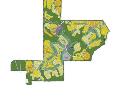 Sun City Peachtree Master Plan