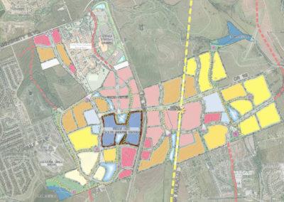 Avery Centre concept plan