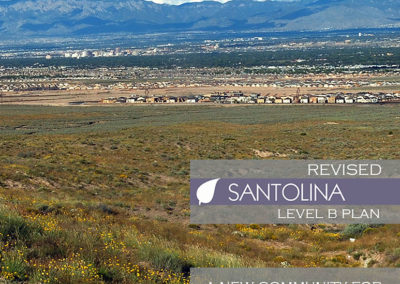 Santolina Level B Plan