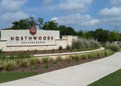 Northwoods entry fetaure